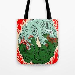 Beast Feast Tote Bag