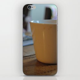 Morning Joe iPhone Skin