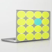 dot Laptop & iPad Skins featuring dot. by Bethany Mallick