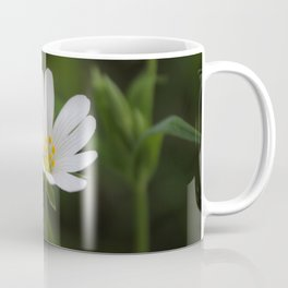 Seen But Not Heard Coffee Mug