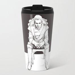 Cullen Rutherford, formal attire Travel Mug