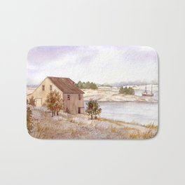 Fisherman's House Bath Mat