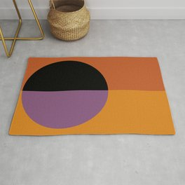 Color Block Abstract I Rug