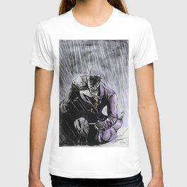 Bats and joker T-shirt