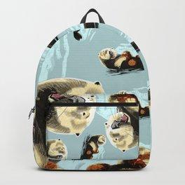 Sea Otter Backpack