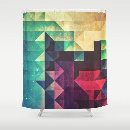 frr yww Shower Curtain