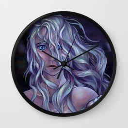 The Winter Spirit Wall Clock