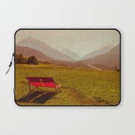 Vintage Holiday Laptop Sleeve