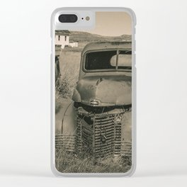 1949 International Harvester Truck Clear iPhone Case