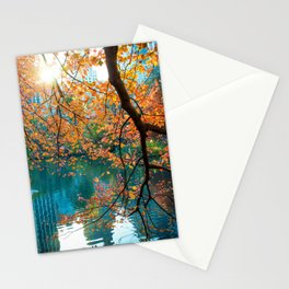 Magical Fall Stationery Cards