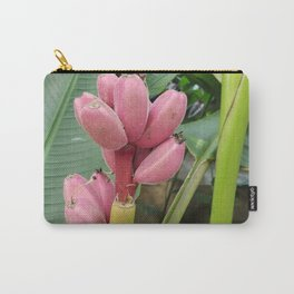 Pink Banana Carry-All Pouch