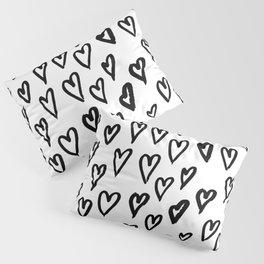 Hearts Pattern 01 Pillow Sham