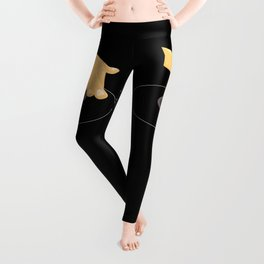 Dj Scratch Leggings