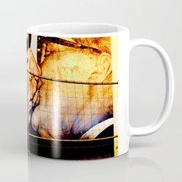 Brotherhood Kiss Coffee Mug