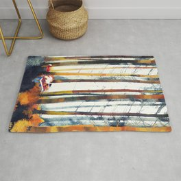 Autumn Hunt Rug