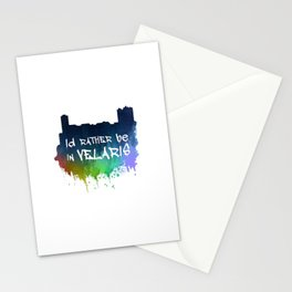 I'd Rather Be In Velaris Stationery Cards