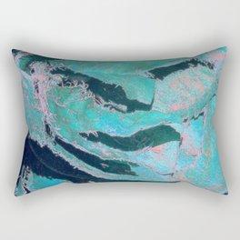 Laughing Mask Rectangular Pillow