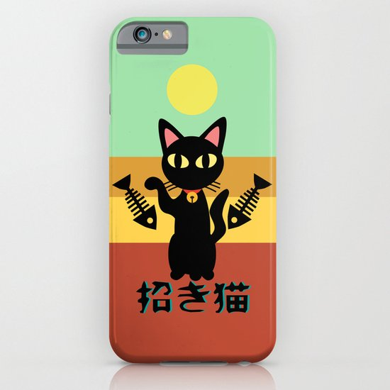 Maneki Neko iPhone & iPod Case