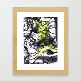 Vuelvo a mí II Framed Art Print