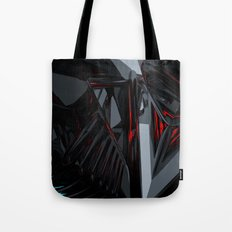 Neon Butterfly Tote Bag