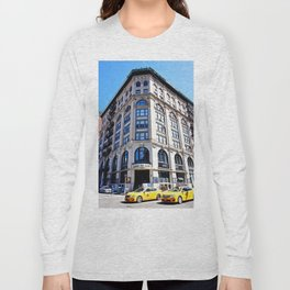SoHo New York City Street Long Sleeve T-shirt