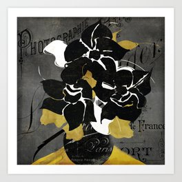 Georgette II Art Print