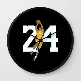 Legend 24 Wall Clock