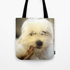 Moriarty & The Bully Stick Tote Bag