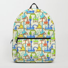 Glowing chemistry set Backpack