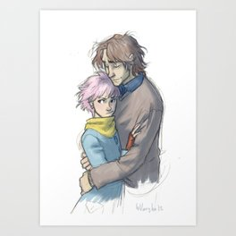 You Really Got a Hold on Me Art Print
