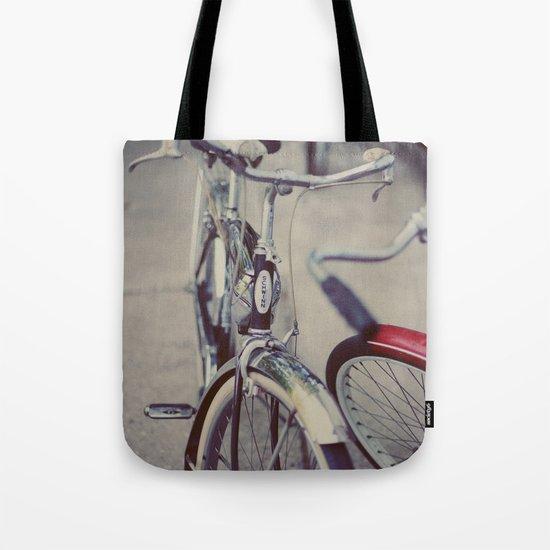 Summer Rides Tote Bag