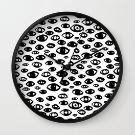 Eye See You | Modern Dream Pattern Wall Clock