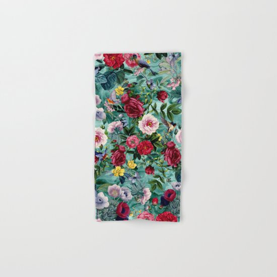 Surreal Garden Hand & Bath Towel