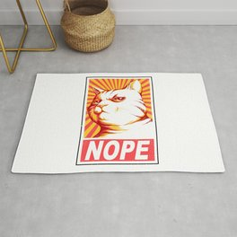 Obey Cats Rug