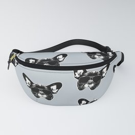 Frenchy pattern Fanny Pack