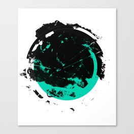 'UNTITLED #09' Canvas Print