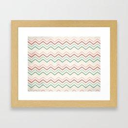 Retro 60 - Third Wave Framed Art Print