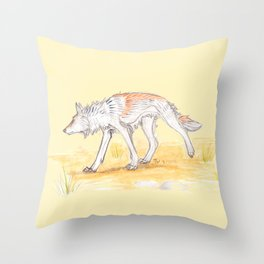 Abuelo Throw Pillow