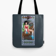 Crysta Nouveau - Fern Gully Tote Bag