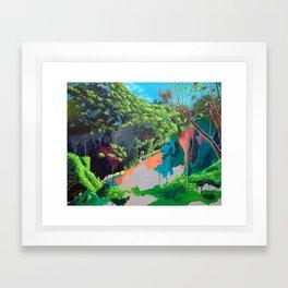 Sirius Cove Reserve Framed Art Print