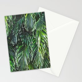 Tropical Foliage Stationery Cards