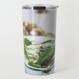 fresh vegetables Travel Mug
