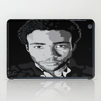 childish gambino iPad Cases featuring Gambino by Tecnificent