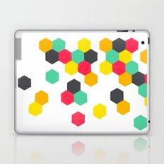 Crazy Clusters Laptop & iPad Skin