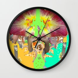Masque - ONE Wall Clock
