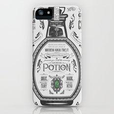 Legend of Zelda Green Chu Potion Advertisement iPhone (5, 5s) Slim Case