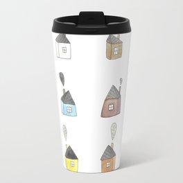 les petites maisons douillettes Travel Mug