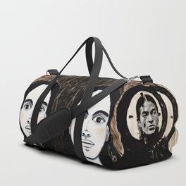 The TIC TOC FRIDA menAge Duffle Bag