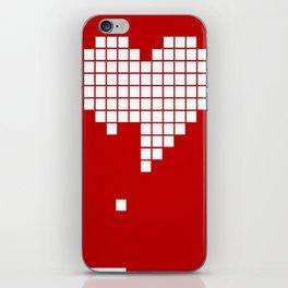 Arknoid Heart iPhone Skin