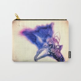 Frankenstein Wolf Carry-All Pouch